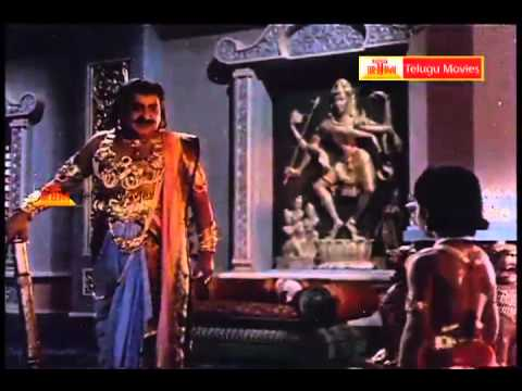 Bhaktha Prahlada Telugu Movie Part -20(s V Ranga Rao, Anjali Devi, Roja Ramani) video