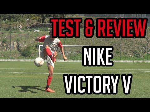 Test & Review of Nike Victory V   FreeKicksPT
