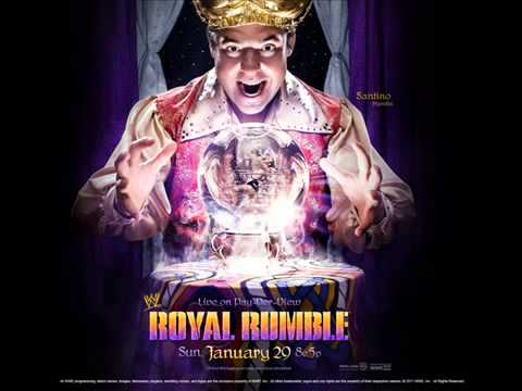 Wwe Royal Rumble 2012 Official Theme Song- dark Horses video