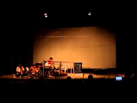 Hindi Drama 'विखंडित हम' (vikhandit Hum) At Iisc. video