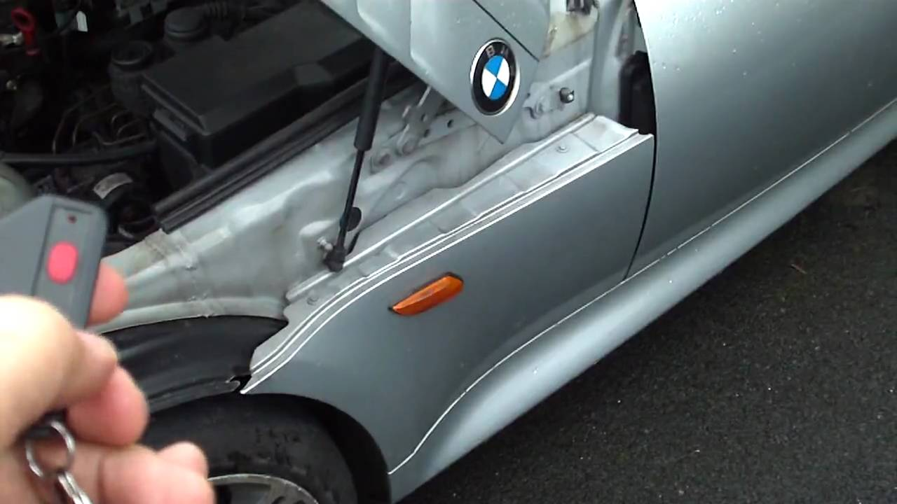 Bmw Z3 Alarm Problem Part Two Youtube