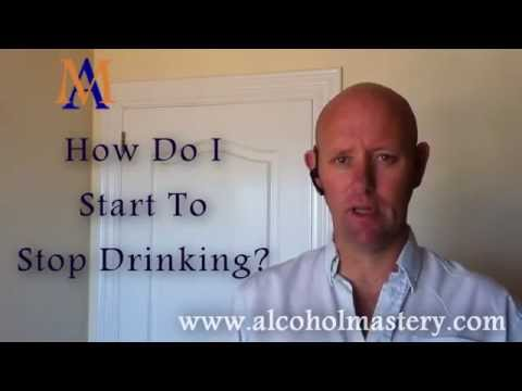 How To Give Up Alcohol / Drinking Quit Now Guaranteed Start Now Watch