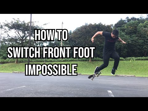 TRICK TIP - How To Switch Front Foot Impossible with Jason Park