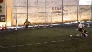 Brazilian's Goalkeeper Training