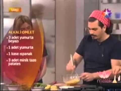 Alkali Omlet