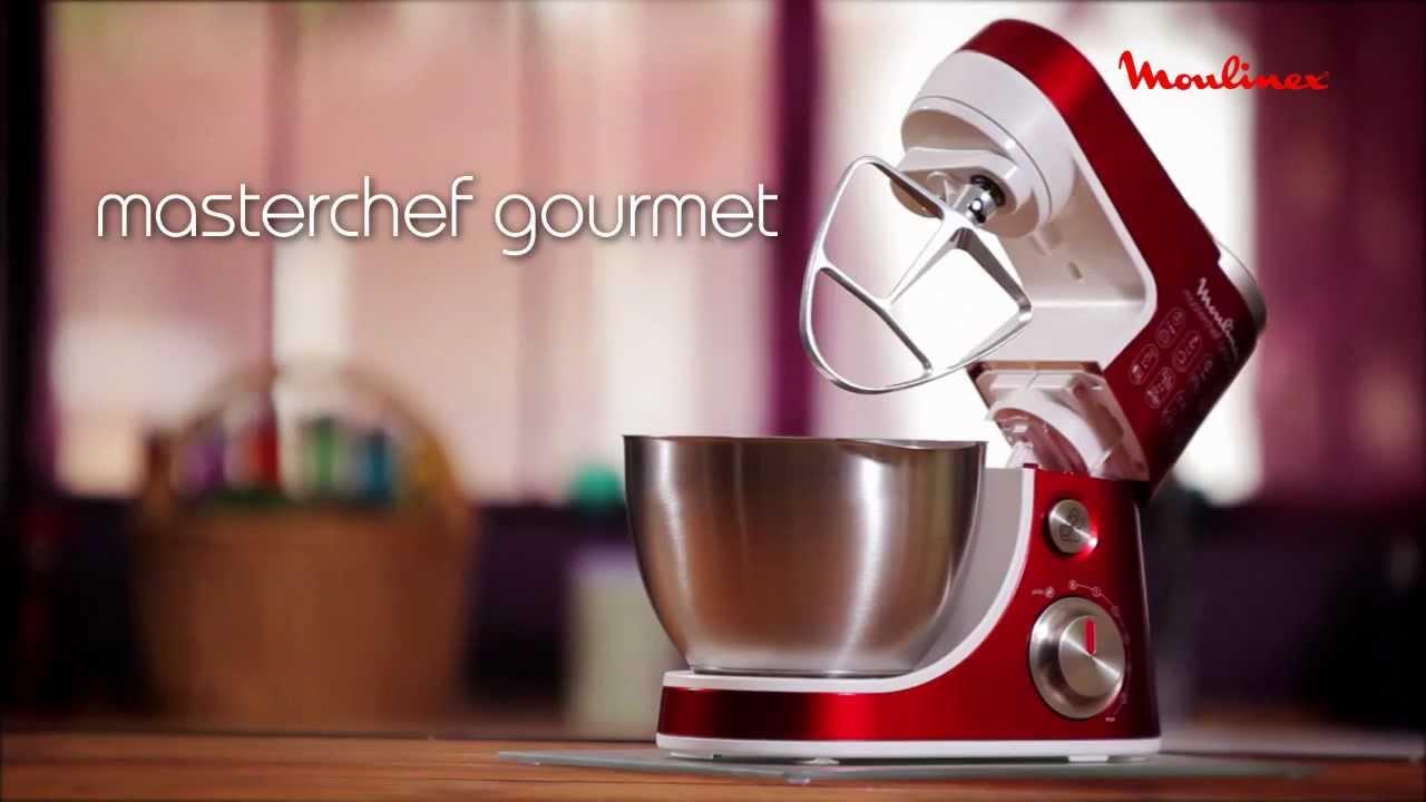 Masterchef gourmet un robot multifonction signe moulinex - Chef gourmet 4000 ...