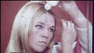 Teenagers' Hair And Clothes, 1960s - Film 96339