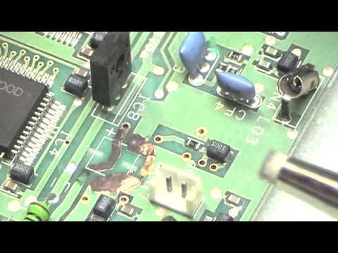 Kenwood TS-850S HAM Radio Repair Part 2 of 3