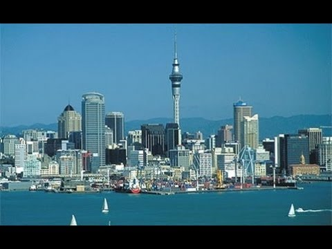 NEW ZEALAND 2012 PART 1