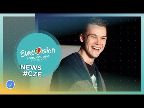Mikolas Josef announced as Czech participant for Eurovision 2018