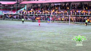 NECS CUP Finals 2015 Penalty Shootout Ramhlun S VS Armed Veng