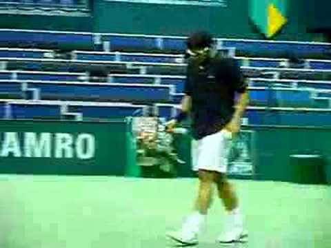 Janko Tipsarevic - Rotterdam Video