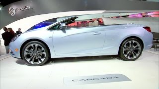 Car Tech - 2016 Buick Cascada
