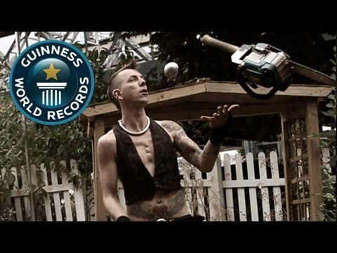 The Space Cowboy - Record Holder Profile - Guinness World Records