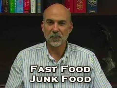 The Truth about Junk Food & Fast Food, Clinical Nutrition