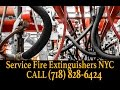 Call 718 828 6424 Recharge Fire Extinguishers NYC Replace A, B, C, D Fire Extinguisher Recharging