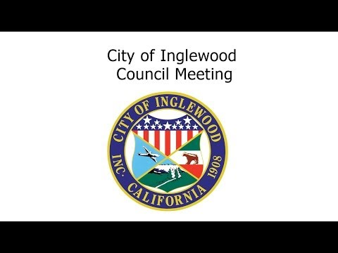 02-11-2014 City of Inglewood Council Meeting