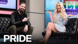 Gigi Gorgeous On Her New Book, Love & The LGBTQ Community | ET CANADA PRIDE