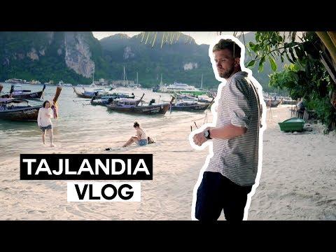 TAJLANDIA Vlog - Najlepsze Wakacje W życiu