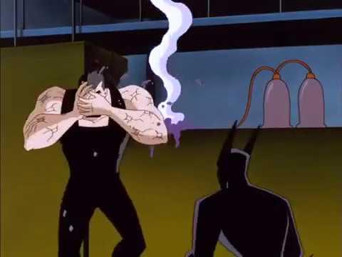 Batman Beyond vs Chappell