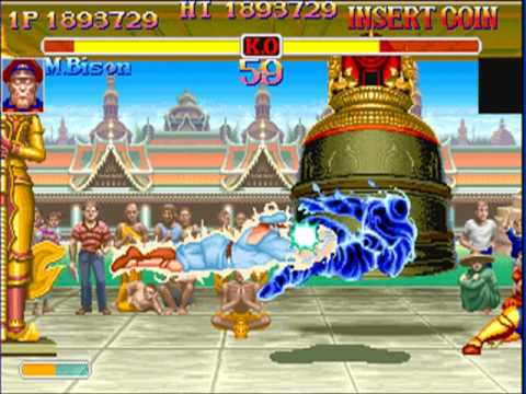 Super Street Fighter 2 Turbo - Akuma Defeated