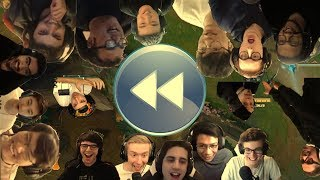Synapse Rewind - Best of 2018 - League of Legends Stream Moments