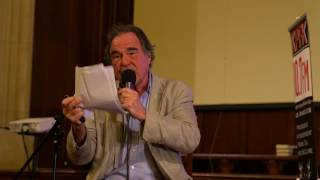 Oliver Stone On Russia Relations and Interviewing Putin: Part Three