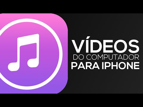 Como passar vídeos do computador para o iPhone/iPad/iPod