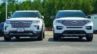 2020 Explorer PLATINUM - What's New?