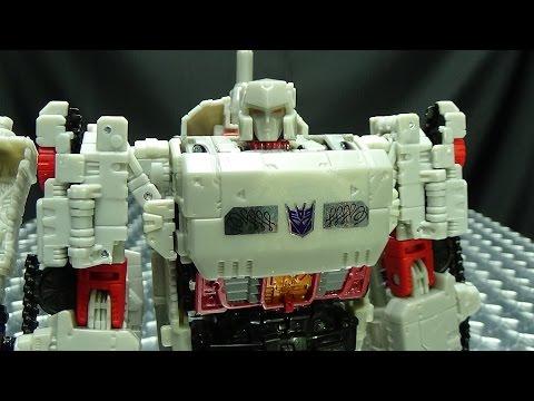 Titans Return Voyager MEGATRON: EmGo's Transformers Reviews N' Stuff