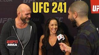Jodie Esquibel, Keith Jardine hoping spirit of UFC 76 pays off again   UFC 241   ESPN MMA