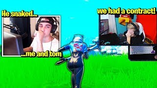 TFUE LIES *EXPOSED* by CLOAK! *NEW TRIO* LEAKED! (Fortnite)
