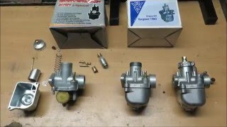 SIMSON TROUBLESHOOTING 19mm Vergaser BVF ZT Tuning 19N1-11