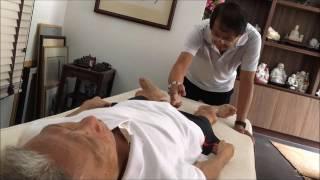 Energy Healing Session Han Yang Ru Yi Gong By Qi Gong Master Dennis Wang