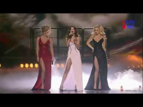 ВИА Гра - Перемирие ( Золотой Граммофон 2014 + Награждение )