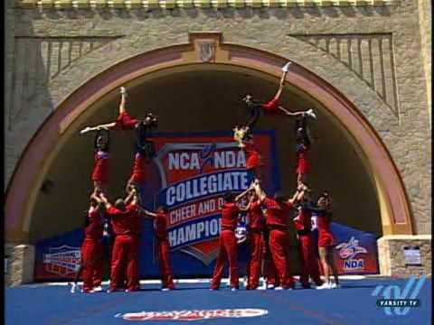 Louisville cheer large coed 2009