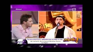 [3/3] Pepe @ Incredibil! cu Oana Roman (Antena 2 / Iunie 2012)