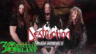 DESTRUCTION - Thrash Anthems II (single #1)