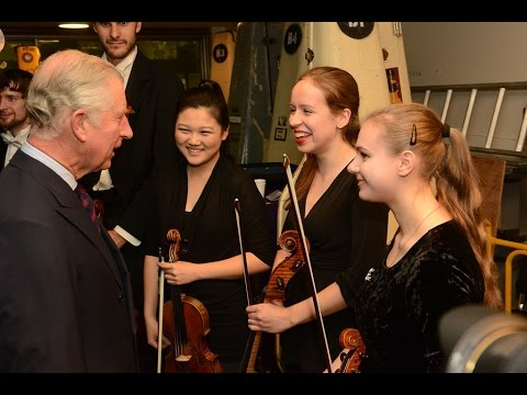 An Unforgettable Evening for Young Musicians