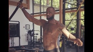 Lebron James Trains Harder After Paul George Meets With Cavs Trade Rumors