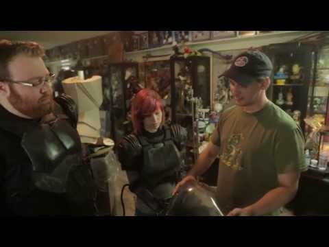 Pacific Rim: Behind The Scenes With Jesse & Dodger Part 1