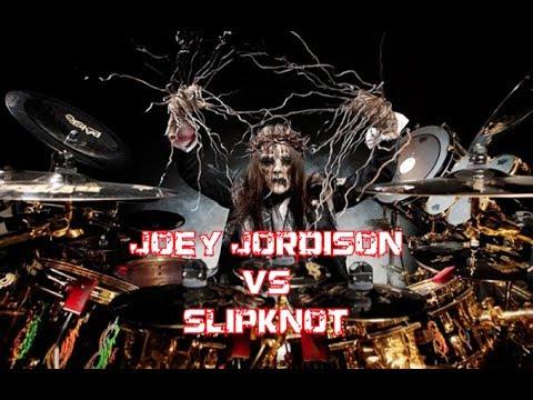 Slipknot Joey Without Mask Joey Jordison vs Slipknot Why