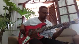 Jesus the same - Israel & NewBreed [bass cover]