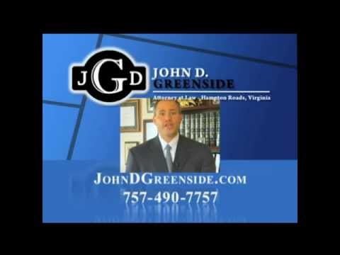 John D Greenside, Virginia Beach Trial Attorney