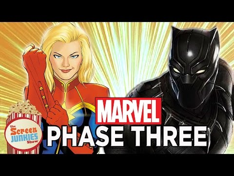 Marvel: Phase 3 - Everything You Need to Know!
