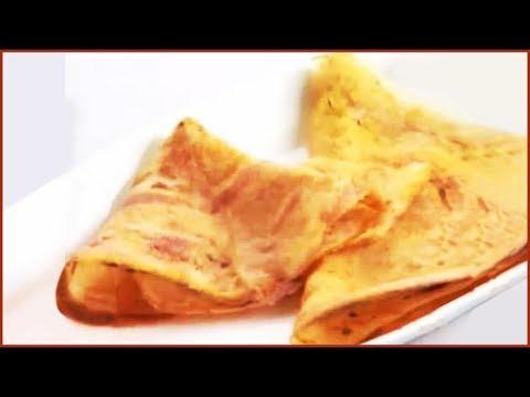 Bread Dosa - Sanjeev Kapoor - Khana Khazana