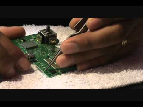 How to mod a PS3 controller (LED lights) part 1