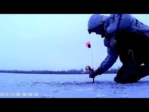 ловля щуки на жерлицы на каме видео