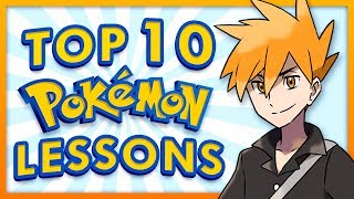 Top 10 Pokemon Lessons