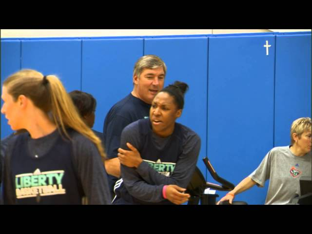 All-Access: New York Liberty Practice